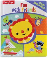 """Fisher-Price First Look And Find"""" Book"""