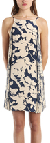 3.1 Phillip Lim Sundress with Pintucked Sides in Navy