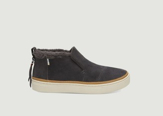 Toms Paxton Suede Sneakers - 5,5