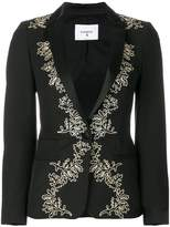 Dondup embroidered Elysia blazer