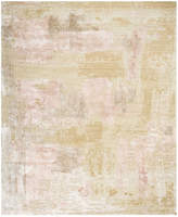 Christopher Guy Mirage Shale Hand-Knotted Rug 10' x 14'