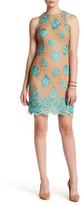Dress the Population Lace Contrast Jenna Dress
