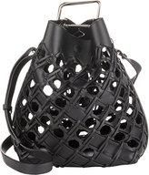 3.1 Phillip Lim WOMEN'S QUILL BUCKET BAG-BLACK
