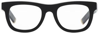 RetroSuperFuture Black Ciccio Square Glasses