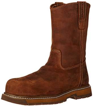 Muck Boot Muck Wellie Classic Composite Toe Men's Leather Work Boots
