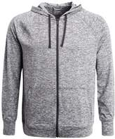 Gap BRUSHED FULLZIP HOOD Tracksuit top black heather
