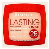 Rimmel Lasting Finish Powder Light Honey 4