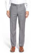 John W. Nordstrom Creased Wool Chinos