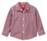 Joe Fresh Poplin Shirt (Toddler & Little Boys)