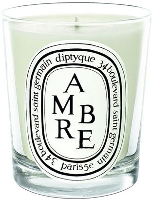 Diptyque Mini Ambre Scented Candle (70G)
