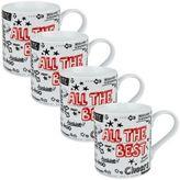 Konitz All the Best Mugs (Set of 4)