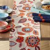 Crate & Barrel Anju Table Runner