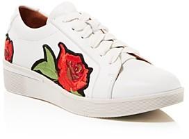 Gentle Souls by Kenneth Cole Gentle Souls Women's Haddie Rose Sneakers