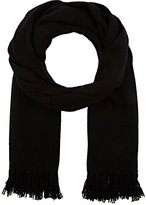 Barneys New York WOMEN'S HERRINGBONE-WEAVE CASHMERE SCARF