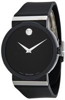 Movado Men's Silicon Watch