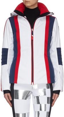 Rossignol 'Palmares' colourblock ski jacket