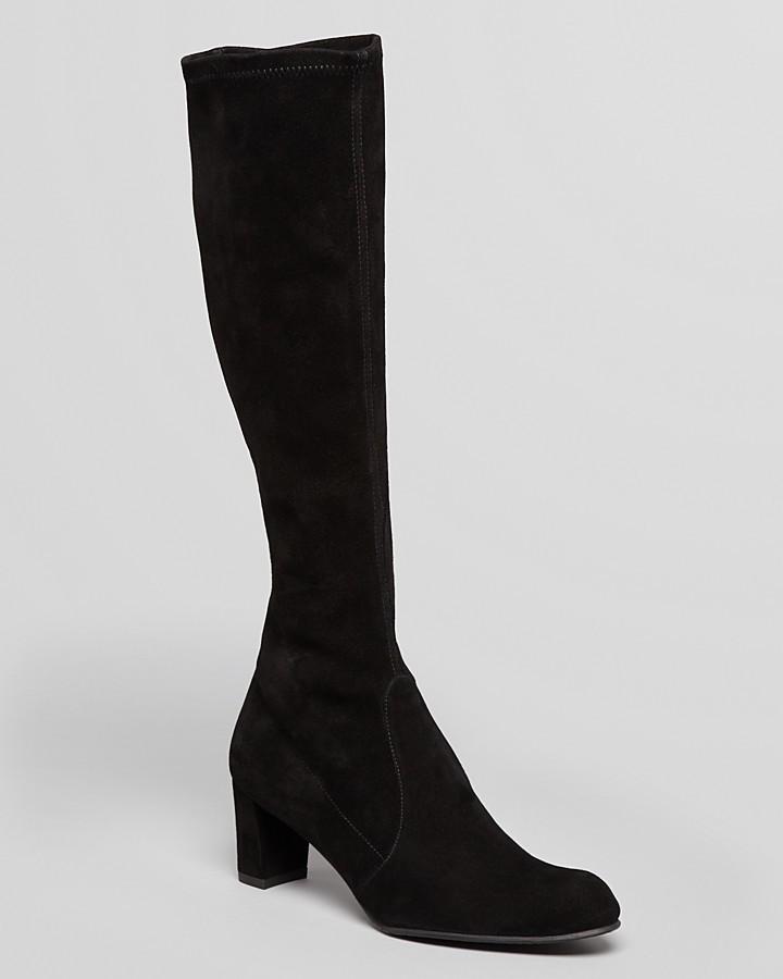 Stuart Weitzman Tall Boots - Chicster High Heel