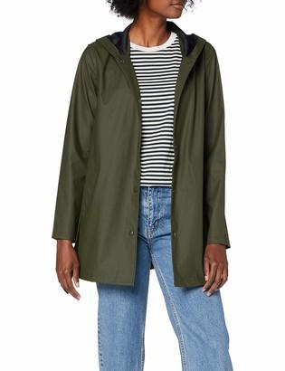 JDY Women's JDYSHELBY Belt Raincoat OTW NOOS Jacket