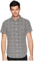 AG Adriano Goldschmied Nash Short Sleeve Shirt Men's Short Sleeve Button Up