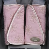 JJ Cole Reversible Strap Covers - Pink - One Size