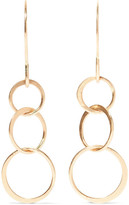 Melissa Joy Manning 14-karat Gold Earrings - one size