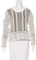 Vanessa Bruno Long Sleeve Knit Sweater w/ Tags
