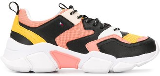 Tommy Hilfiger Colour Blocked Chunky Sneakers