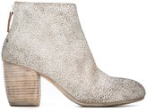Marsèll cracked design ankle boots
