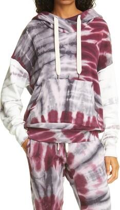 NSF Lissete Tie Dye Pullover Hoodie