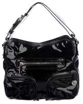 Marc Jacobs Patent Leather Multi-Pocket Bag