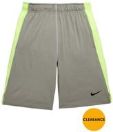 Nike Older Boys Dry Short Fly