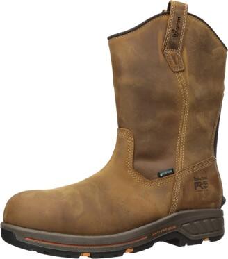 Timberland Men's Helix HD Pull On Composite Toe Waterproof Industrial Boot