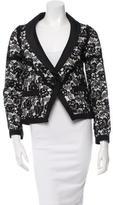 Chanel Lace Dual Pocket Blazer