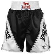 Lonsdale London Mens B And T Trunk Shorts Pants Trousers Bottoms Boxing Sports