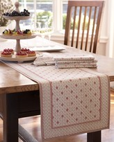 Williams-Sonoma Marseille Print Table Runner