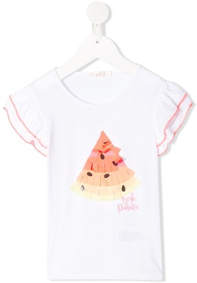 Billieblush watermelon print T-shirt
