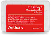 Anthony Logistics For Men Exfoliating + Cleansing Bar by 7oz Bars Of Soap)