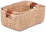 Honey-Can-Do 3-Pc. Rectangular Basket Set