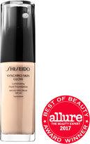 Shiseido Synchro Skin Glow Luminizing Fluid Foundation Broad Spectrum SPF 20