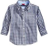 Tommy Hilfiger Baby Boys' Baxter Plaid Shirt