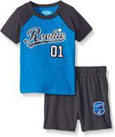 Bon Bebe Boys' 2 Piece Mesh Short and Tee Set