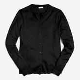 J.Crew Factory Cotton Caryn cardigan sweater