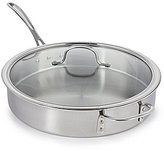 Calphalon Tri-Ply Stainless Steel 5-Quart Saute Pan