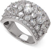 Arabella Swarovski Zirconia Pave Ring in Sterling Silver