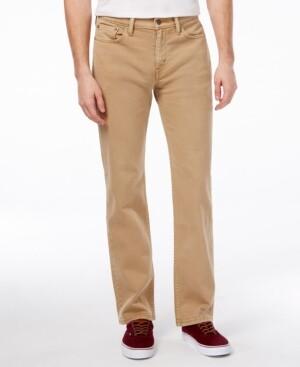 Levi's Men's 514 Straight Fit Authentic Jeans