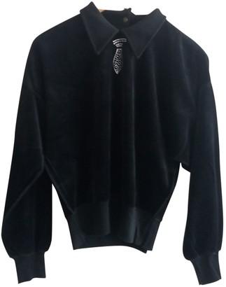 Sonia Rykiel Black Cotton Knitwear for Women Vintage