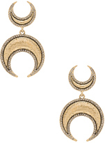 House Of Harlow Gift of Iah Dangle Earring