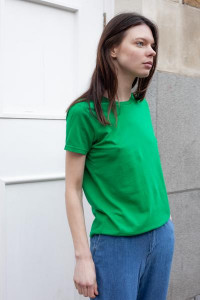 Colorful Standard - Womens Kelly Green T Shirt - XS