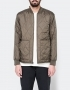 Stussy Quilted Military Jacket