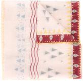Valentino Garavani Valentino 'Russian Ballet' scarf - women - Silk/Cashmere/Wool - One Size